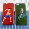 ขอบยาง ลูฟี่ โซโร วันพีช - เคส iPhone 5 / 5S