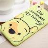 เคสลาย หมีพู มิกกี้ มินนี่ (เคสยาง) - iPhone6 Plus / 6S Plus