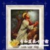 พระเยซู ครอสติสจีนพิมพ์ลาย