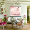 คู่บ่าวสาวแต่งงาน ภาพติดเพชรDiamond painting