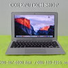 MacBook Air 11-inch Intel Core 2 Duo 1.4GHz. Ram 2 SSD 64 Late 2010.
