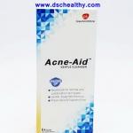 Acne Aid Gentle 100ml(ขวดสีฟ้า)