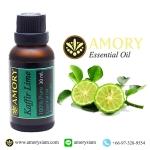 มะกรูดไทย น้ำมันหอมระเหย 30 มล. Kaffir Lime 100%Pure Essential oil 30 ml.