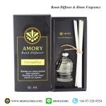 กลิ่น Freesia & Pear 50 ml. ก้านไม้หอม Aroma Reed Diffuser