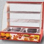 ตู้อุ่นอาหาร (WARM DISPLAY CASE)