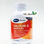 Mega Calcium-D 60tab