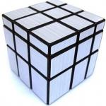 Rubik รูบิค Mirror Cube 3x3x3 Kathrine ShenShou สีเงิน