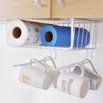 ตะแกรงเอนกประสงค์ - สีขาว (Multipurpose Basket - White)