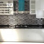 Glossy Grey Modern Kitchen (ครัวบิ้วอินสีเทาเงาสไตล์โมเดิร์น)