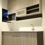 Modern Wooden Kitchen (ครัวบิ้วอินลายไม้สไตล์โมเดิร์น)