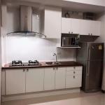 Classic Kitchen (ครัวบิ้วอินสีขาวสไตล์คลาสสิค)