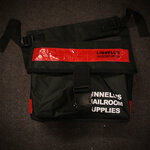 Safety Bag LINNELL'S (ดำ-แดง)