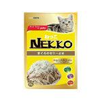 Nekko Cat Tuna ทูน่าปลาข้าวสาร 12ซอง:1กล่อง