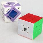3x3x3 Dayan 5 Zhanchi 57mm Stickerless
