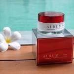 Aurum Ginseng Collagen Cream ออรัม ครีมคอลลาเจน ศูนย์จำหน่ายราคาส่ง สวยระดับตัวแม่ ครีมอั้ม พัชราภา ส่งฟรี
