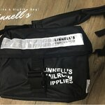 Safety Bag LINNELL'S (ดำ-ขาว)