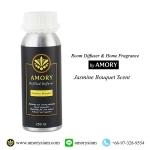กลิ่น Jasmine Bouquet 250 ml. Refilled diffuser รีฟิลน้ำหอมอโรม่าปรับอากาศ