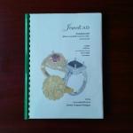 หนังสือคู่มืออธิบายรายละเอียดโปรแกรม JewelCAD ประกอบการศึกษา (Fundamental)