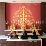 Kitchen Design by CT - 10 ทริคจัดหิ้งพระในบ้านอย่างไรให้เป็นสิริมงคลกับเจ้าของบ้าน