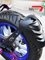 กันดีด ขาคู่ใบ ABS SVENSPEED GPX 150 GN - GR ราคา650