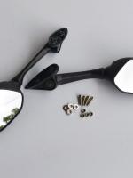 กระจก R3 ใส่กับขายึดชิลล์หน้าฐานยึดรูกระจก YAMAHA X-MAX 300 ราคา700