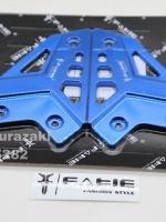 กั้นข้างพักเท้า KAWASAKI Z900 FAKIE