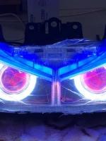 ไฟหน้า Led Projector Aerox