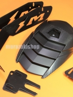 กันดีด BATMAN พร้อมขายึดป้าย R15 M-SLAZ ราคา550