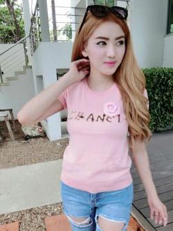 TP0018 เสื้อผ้าแฟชั่น เสื้อผ้าเกาหลี เสื้อผ้าแฟชั่นเกาหลี เสื้อเกาหลี เสื้อแฟชั่น เสื้อแขนสั้น