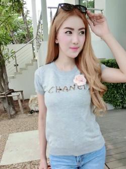 TP0017 เสื้อผ้าแฟชั่น เสื้อผ้าเกาหลี เสื้อผ้าแฟชั่นเกาหลี เสื้อเกาหลี เสื้อแฟชั่น เสื้อแขนสั้น