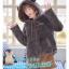 Pre-Order แจ๊คเก็ตฮู้ดหมีขนนุ่ม สีเทา บุผ้าฝ้ายด้านใน thumbnail 7