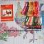 นาฬิกาดอกไม้ ชุดปักครอสติช พิมพ์ลาย งานฝีมือ thumbnail 4