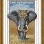 ช้าง ครอสติสจีนพิมพ์ลาย thumbnail 1