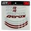 สติ๊กเกอร์ขอบล้อ GTR 14 นิ้ว AEROX155 ราคา650 thumbnail 1