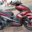 AERODYNAMIC WINGLETS ปีกใต้ไฟหน้าสไตร์ MOTO GP Yamaha Aerox ราคา800 thumbnail 6