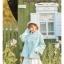 Pre-Order กระโปรงสั้นผ้าWool สีขาว ปักลายเถาวัลย์ thumbnail 14