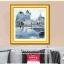 ครอบครัวหงส์ ภาพติดเพชร ครอสติชคริสตรัล โมเสก Diamond painting thumbnail 12