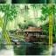 สวนไผ่ ภาพติดเพชร ครอสติชคริสตรัล โมเสก Diamond painting thumbnail 2