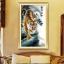 หมู้บ้านริมธาร ครอสติสคริสตัล Diamond painting ภาพติดเพชร งานฝีมือ DIY thumbnail 10