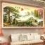 กำแพงเมืองจีน ภาพติดเพชร ครอสติชคริสตรัล โมเสก Diamond painting thumbnail 1