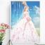 ดอกลิลลี่ขาว ภาพติดเพชร ครอสติชคริสตรัล โมเสก Diamond painting thumbnail 19