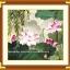 ดอกบัว ชุดปักครอสติช พิมพ์ลาย งานฝีมือ thumbnail 1
