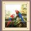 นกคู่ คลอสติสพิมพ์ลาย thumbnail 1