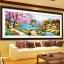 บ้านริมธาร ครอสติสคริสตัล Diamond painting ภาพติดเพชร งานฝีมือ DIY thumbnail 4
