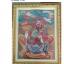 กุหลาบ ครอสติสคริสตัล Diamond painting ภาพติดเพชร งานฝีมือ DIY thumbnail 7