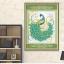 นกยูง ชุดปักครอสติช พิมพ์ลาย งานฝีมือ thumbnail 1