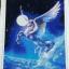 นกยูงคู่ ครอสติสคริสตัล Diamond painting ภาพติดเพชร DIY thumbnail 8