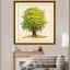 นกยูงม่วง ครอสติสคริสตัล Diamond painting ภาพติดเพชร DIY thumbnail 13