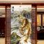 เสือโคร่ง ครอสติสคริสตัล Diamond painting ภาพติดเพชร งานฝีมือ DIY thumbnail 1