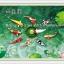 ฝูงปลาค๊าฟ ชุดปักครอสติช พิมพ์ลาย งานฝีมือ thumbnail 1